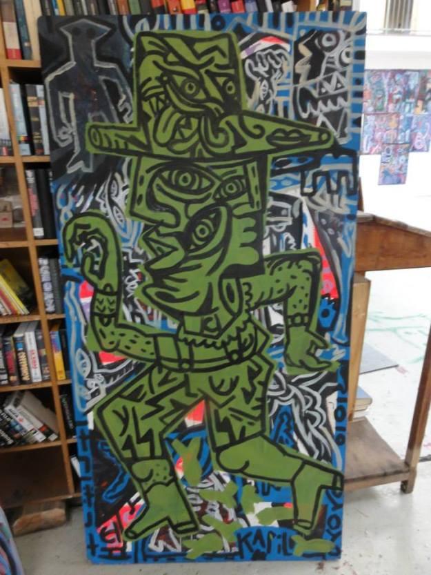 Kapilo peinture
